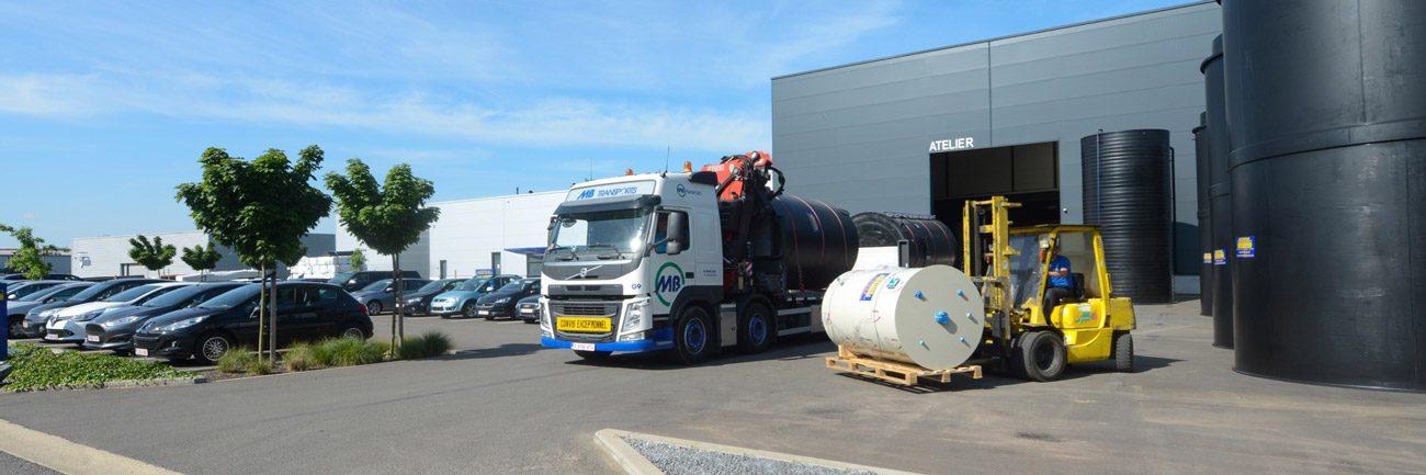 Mertens Plastique, tuyauterie et chaudronnerie, Pipework, Boilerworks, Tanks