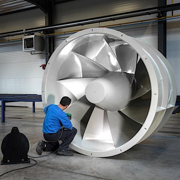 tête de centrifugation